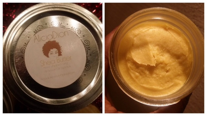 DIY Raw African Shea Butter