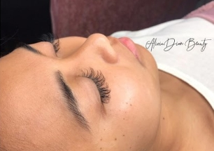 Full Set of Classic Lash Extensions