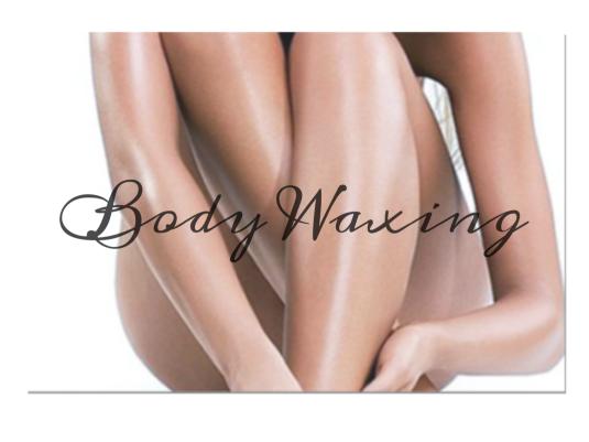 body waxing website