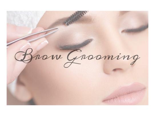 brow grooming website